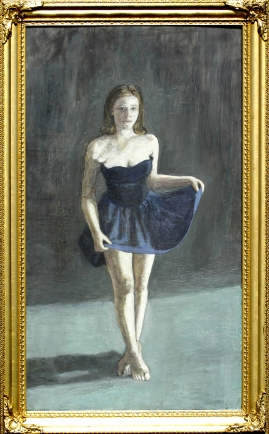 Portrait of Miss Donna Reid (The Dancer)