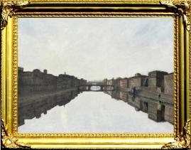 The Ponte Santa Trinita, Florence