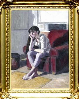 Informal Portrait of Miss Kirstie Day