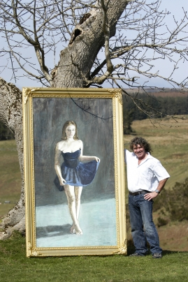 Portrait of Miss Donna Reid (The Dancer)