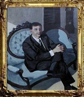 Portrait of Dr. Michael Brown