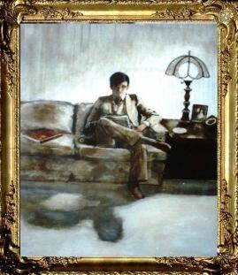 Portrait of Chuck Bulger