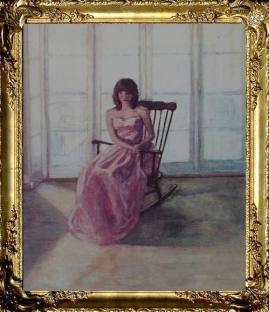Portrait of Lynne Bulger