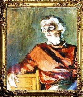 Portrait of Brenda