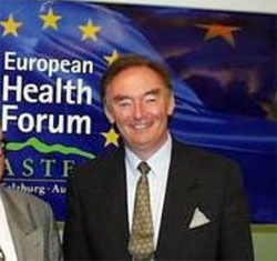 Padraigh Flynn European High Commissioner.
