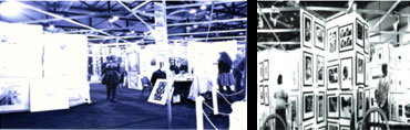 The Exhibition at the SECC Glasgow Scotland.